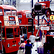 London Transport Museum, Covent Garden, London